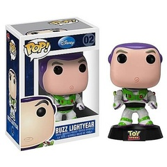 Disney Toy Story Buzz Lightyear Pop Vinyl Figure