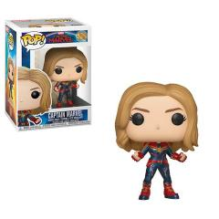 Captain Marvel Pop! Vinyl Figure