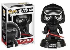 Star Wars The Force Awakens Kylo Ren Pop Vinyl Figure