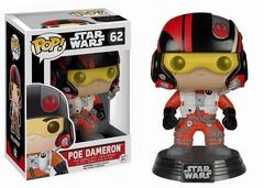 Star Wars The Force Unleashed Poe Dameron Pop Vinyl Figure
