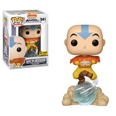 Avatar Aang on Airscooter Exclusive Pop! Vinyl Figure
