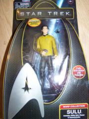 Star Trek Warp Collection Sulu 6 inch