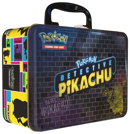 Detective Pikachu Collectors Chest (Pokemon)
