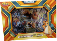 Pokemon Dragonite EX Box Collection
