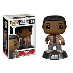 Star Wars: Episode VII - The Force Awakens Finn Pop! Vinyl Figure