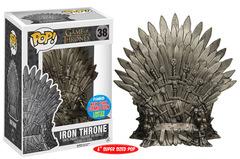 Game of Thrones The Iron Throne NYCC Exclusive Pop Vinyl Figure