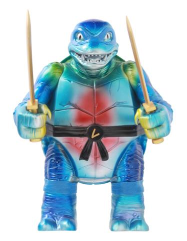 Teenage Mutant Ninja Turtles Kaiju Leonardo 18