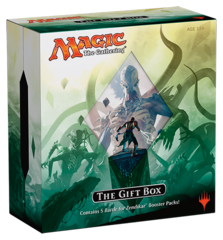 Battle for Zendikar Holiday Gift Box 2015
