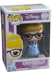 Disney Hipster Cinderella Hot Topic Exclusive Pop Vinyl Figure