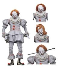 NECA IT Ultimate Well House Pennywise 2017 7
