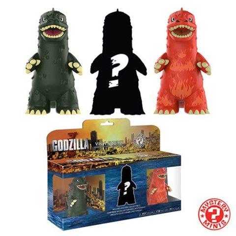 Funko Godzilla Mystery Minis 3-Pack