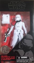 Star Wars The Black Series First Order Snowtrooper Officer TRU Exclusive Action Figure