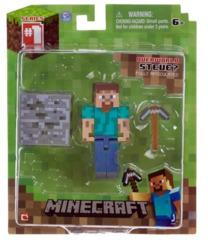 Minecraft Overworld Steve