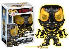 Marvel Ant-Man Yellow Jacket GID Amazon Exclusive Pop Vinyl