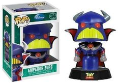 Disney Toy Story Emperor Zurg Pop Vinyl Figure