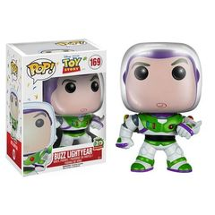 Disney Toy Story 20th Anniversary Buzz Lightyear Pop Vinyl Figure
