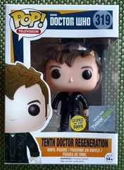 Doctor Who GID Tenth Doctor Regeneration Think Geek Pop Vinyl Figure