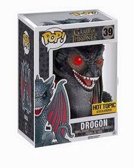Game of Thrones Drogon Hot Topic Exclusive Pop Vinyl Figure