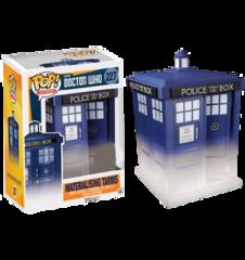 Doctor Who Materialising Tardis Pop Vinyl Figure