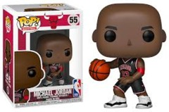 Michael Jordan in Black Uniform Exclusive Pop! Vinyl Figure