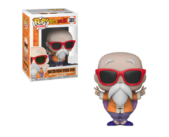 Dragon Ball Super Master Roshi Peace Sign FYE Exclusive Pop Vinyl Figure