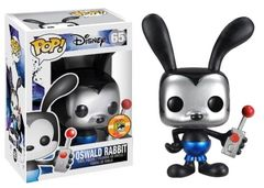 Disney Metallic Oswald Rabbit SDCC Exclusive Pop Vinyl Figure