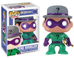 DC Comics The Riddler Pop Vinyl FIgure