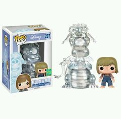 Disney Elliot & Pete Summer Exclusive Pop Vinyl Figure