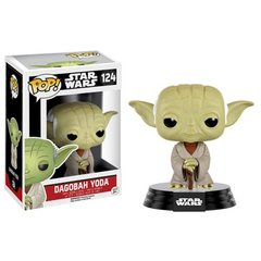 Star Wars Dagobah Yoda Pop! Vinyl Figure