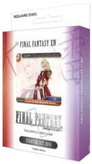 Final Fantasy TCG VII Starter Deck 2019