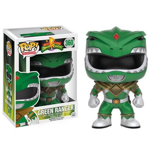 Power Rangers Green Ranger Pop! Vinyl Figure
