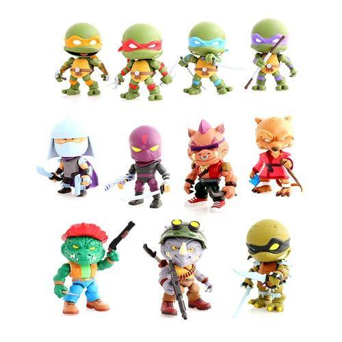 Loyal Subjects Teenage Mutant Ninja Turtles 3-Inch Figure Series 2 Mini-Figure Blind Box