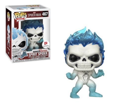 Spider-Man Spirit Spider Walgreens Exclusive Pop Vinyl Figure