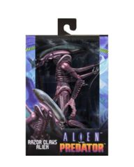NECA Alien vs. Predator Arcade Version Razor Claw Alien Arcade Version