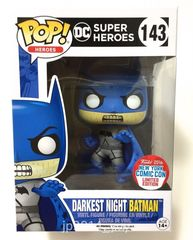 DC Super Heroes Darkest Night Batman NYCC EXclusive Pop Vinyl Figure
