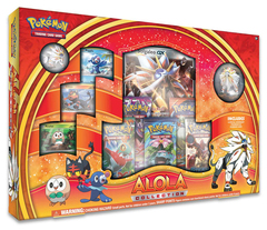 Pokemon Alola Collection: Solgaleo GX Box