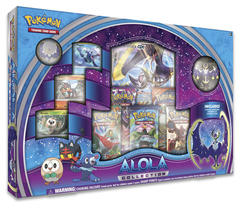 Alola Collection: Lunala GX Box