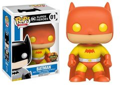 DC Super Heroes Harvest Batman Pop Vinyl FIgure
