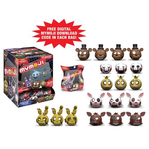 Five Nights at Freddys Mymoji Mini-Figure