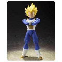 Dragon Ball Z Super Saiyan Vegeta SH Figuarts Action Figure