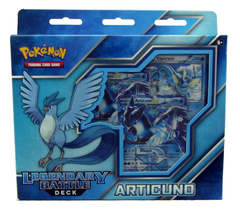Legendary Battle Decks: Articuno-EX Theme Deck