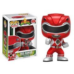 Power Rangers Red Ranger Pop! Vinyl Figure