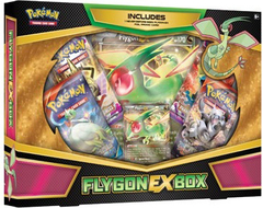 Pokemon Flygon EX Box Set