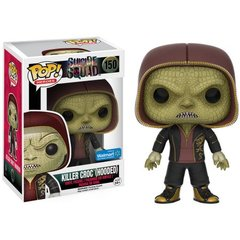 Suicide Squad Killer Croc Hooded Walmart Exclusive Pop Vinyl Figure