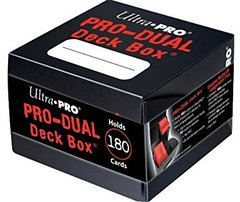Ultra Pro PRO-Dual 180+ Deck Box Assorted Colors