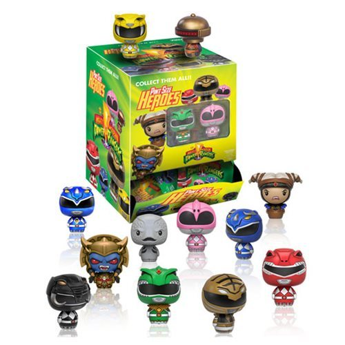 Power Rangers Pint Size Heroes Mini-Figure Blind Box