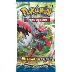 Pokemon XY Breakpoint Booster Pack