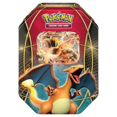 Pokemon Charizard Ex Tin