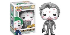 Joker with Kisses Black and White Chase Bombshell Funko Pop Vinyl Figure 170