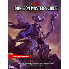 Dungeons & Dragons: Dungeon Master Guide